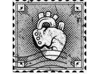 Ink4Blood Sticker Stamps