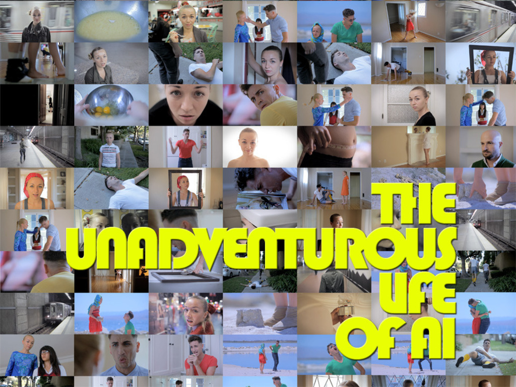 The Unadventurous Life of Ai: Karma's video poster