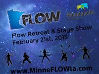 MinneFlowta - Workshops, Stage Show, & Flow Jam