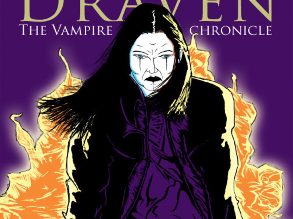 Draven: The Vampire Chronicle's video poster