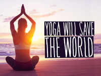 YOGA : TIME  |  The best way to practice yoga