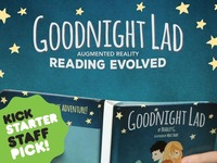 Goodnight Lad: Augmented Reality Children's Book