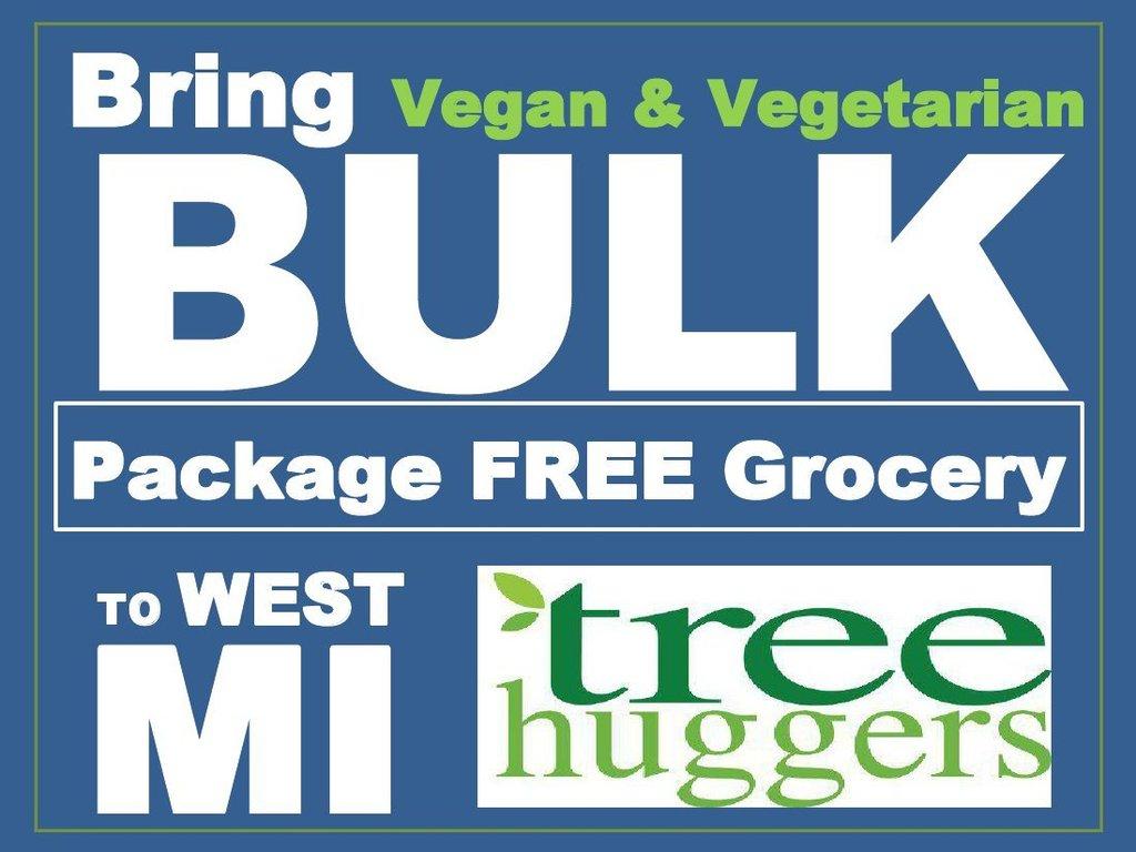 Bring Vegan Vegetarian Package Free Grocery to West MI.'s video poster