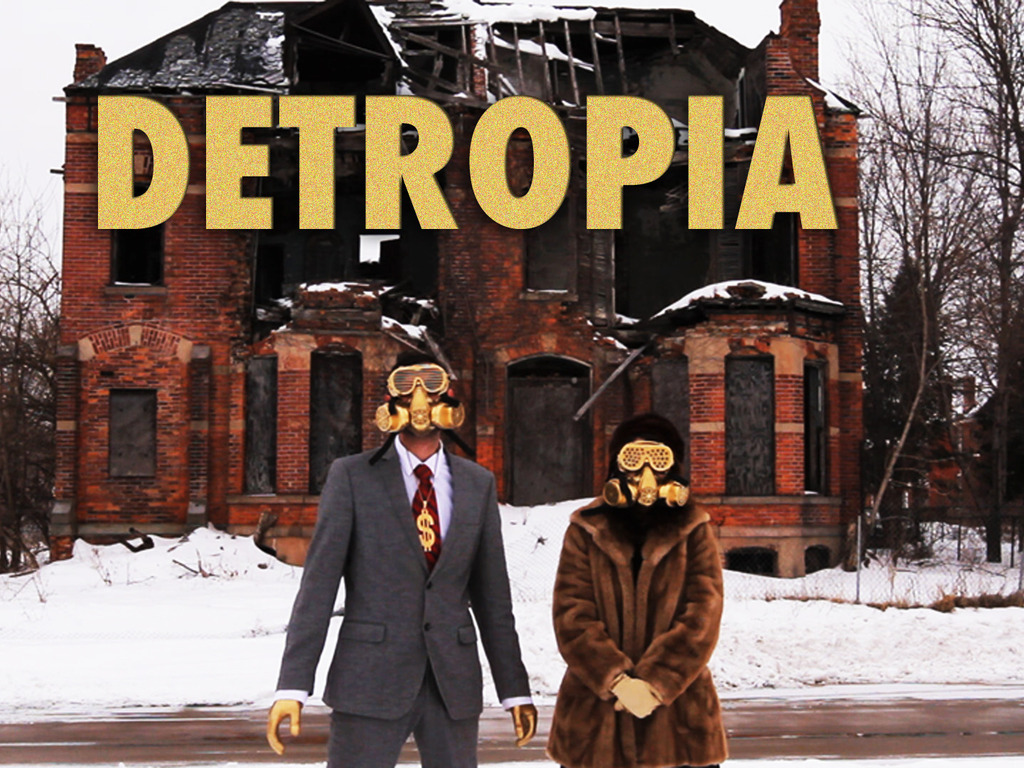DETROPIA - We're Releasing our Doc Independently's video poster