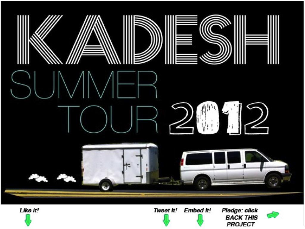 KADESH SUMMER TOUR 2012's video poster