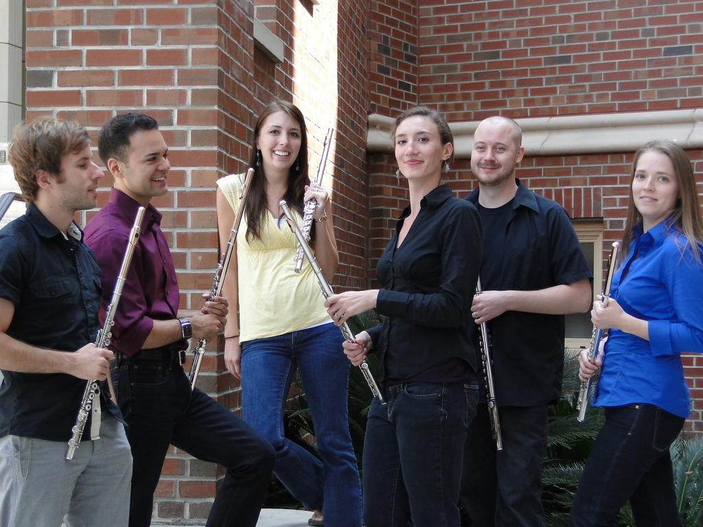 FSU Grad Flute Ensemble chosen to perform at the NFA's video poster
