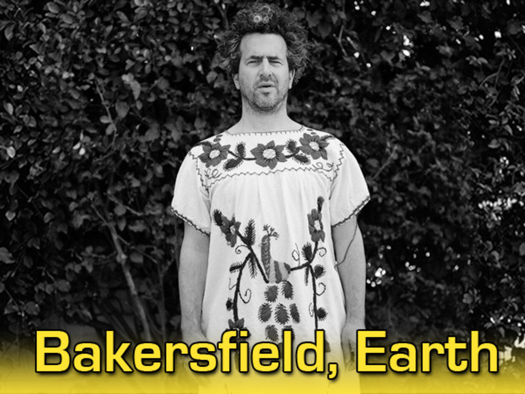Bakersfield, Earth's video poster