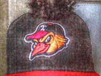 THEHAWKHAT MOHAWK HAT DREADLOCK HAT