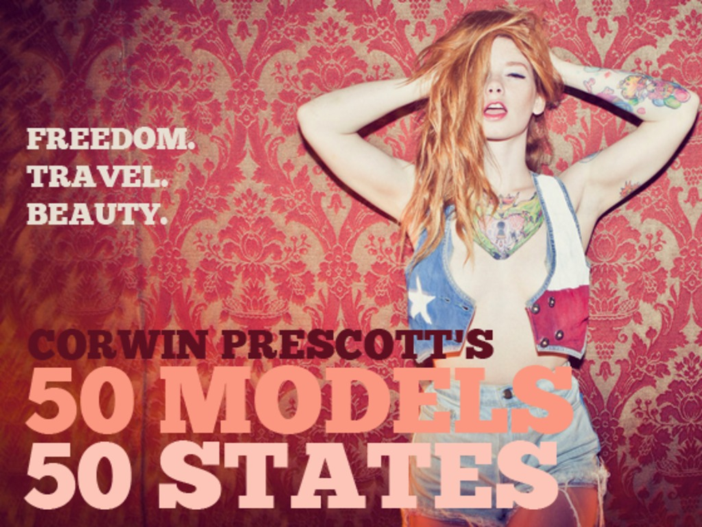 50 Models | 50 States's video poster
