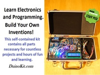 Arduino based electronics discovery system - DuinoKit Jr.