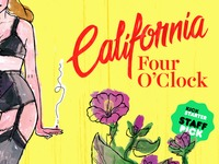 California Four O'Clock: A novel about the lore of pinups