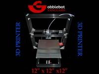 Cobblebot Little Monster 3D Printer