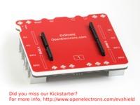 EVShield  - an Arduino Sheild for EV3 Motors and Sensors