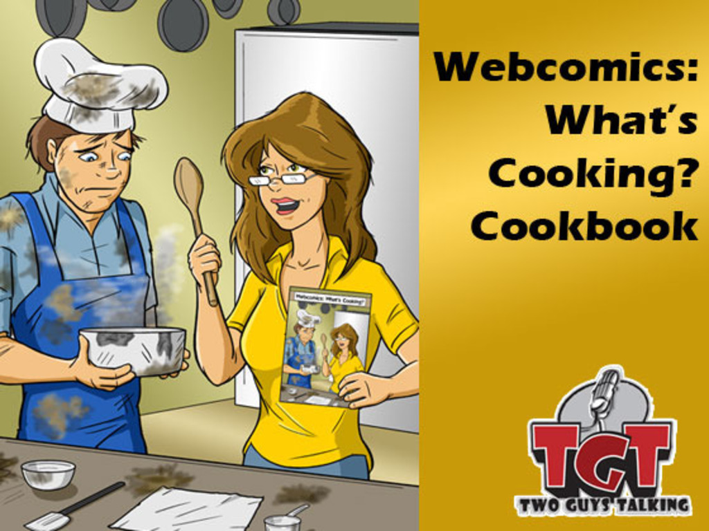 Webcomics: What's Cooking?'s video poster