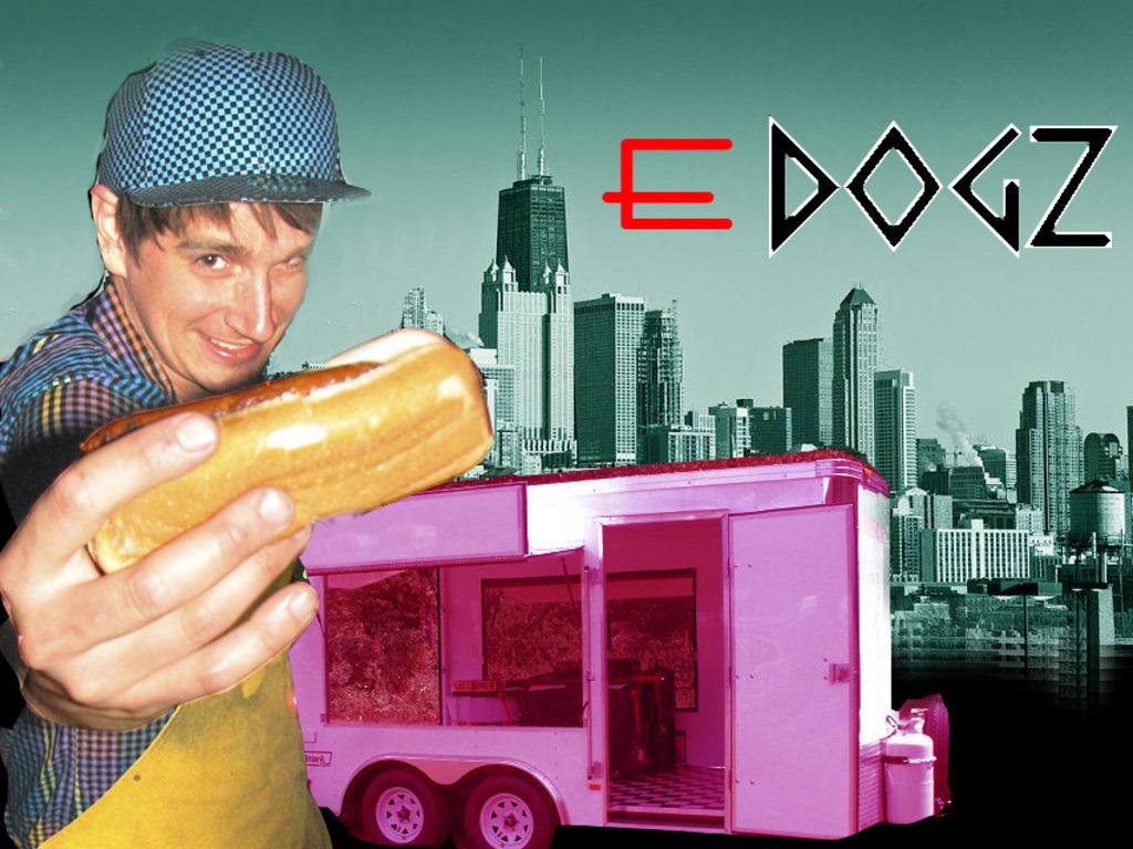 """E-Dogz"" Mobile Culinary Community Center 's video poster"