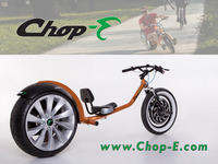Chop-E: probably the coolest electric bike ever built