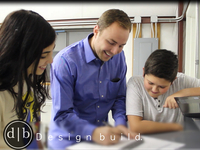 A place where kids can design & build their own inventions.