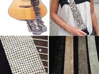 Standout Custom Guitar Straps!