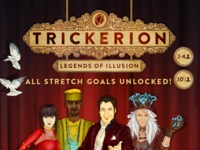 Trickerion - Legends of Illusion
