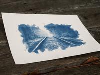 Alternative Process Photography Equipment Fund - Cyanotypes