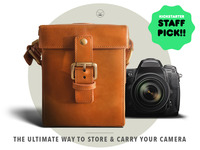 CamCarry - The ultimate way to store & carry your camera