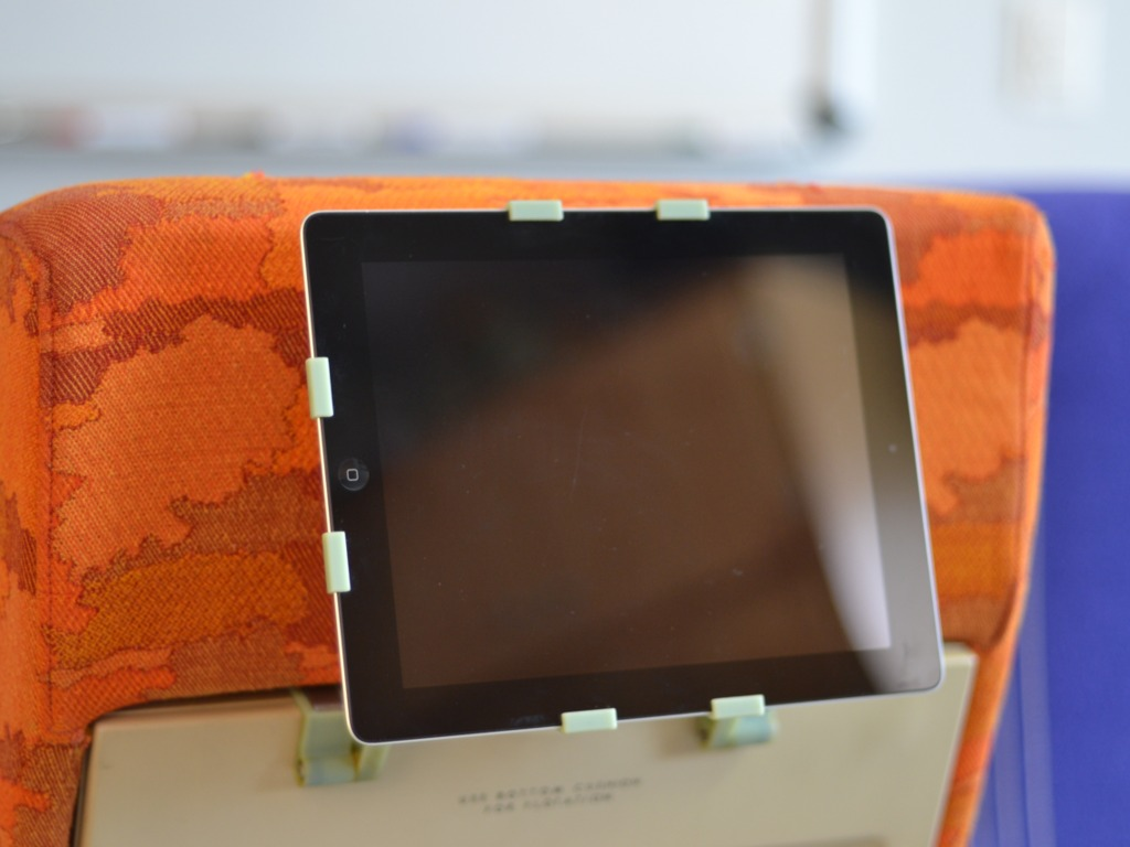 Arctic Flight (iPad stand/cover fits airline tray-table)'s video poster