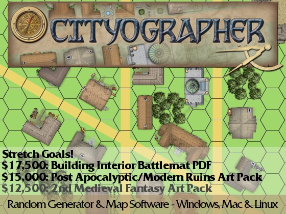 Fantasy Map Maker Software – Fondos de Pantalla