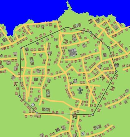 Cityographer (Random City Generator/Map SW) Kickstarter