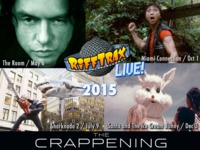 RiffTrax Live 2015: THE ROOM, MIAMI CONNECTION, SHARKNADO 2!