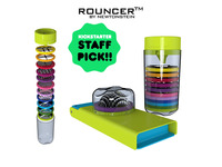 Rouncer - No peeling 5 Seconds Onion Dicer/Slicer +14 Blades