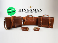 Kingsman Leatherware | Premium Bags, Belts & Accessories