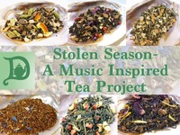 Stolen Season - A Music Inspired Loose Leaf Tea Project