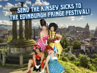 Help The Kinsey Sicks Conquer the World's Largest Arts Fest!