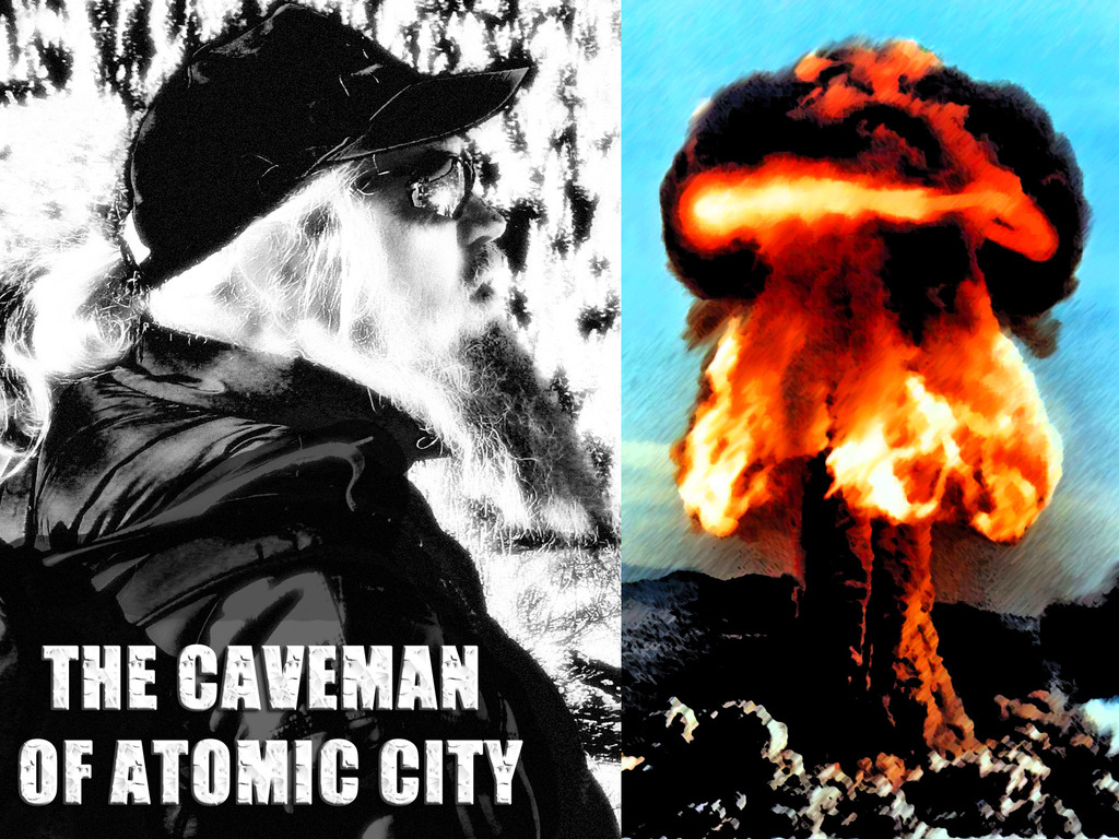 The Caveman of Atomic City's video poster