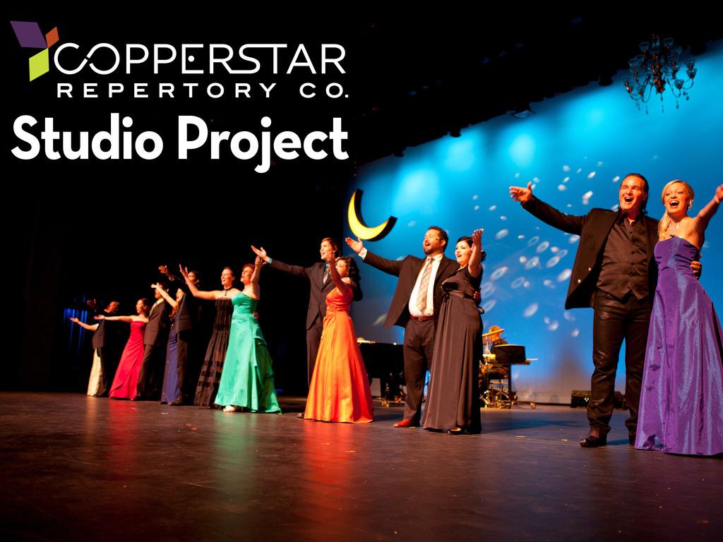 COPPERSTAR Studio Project's video poster
