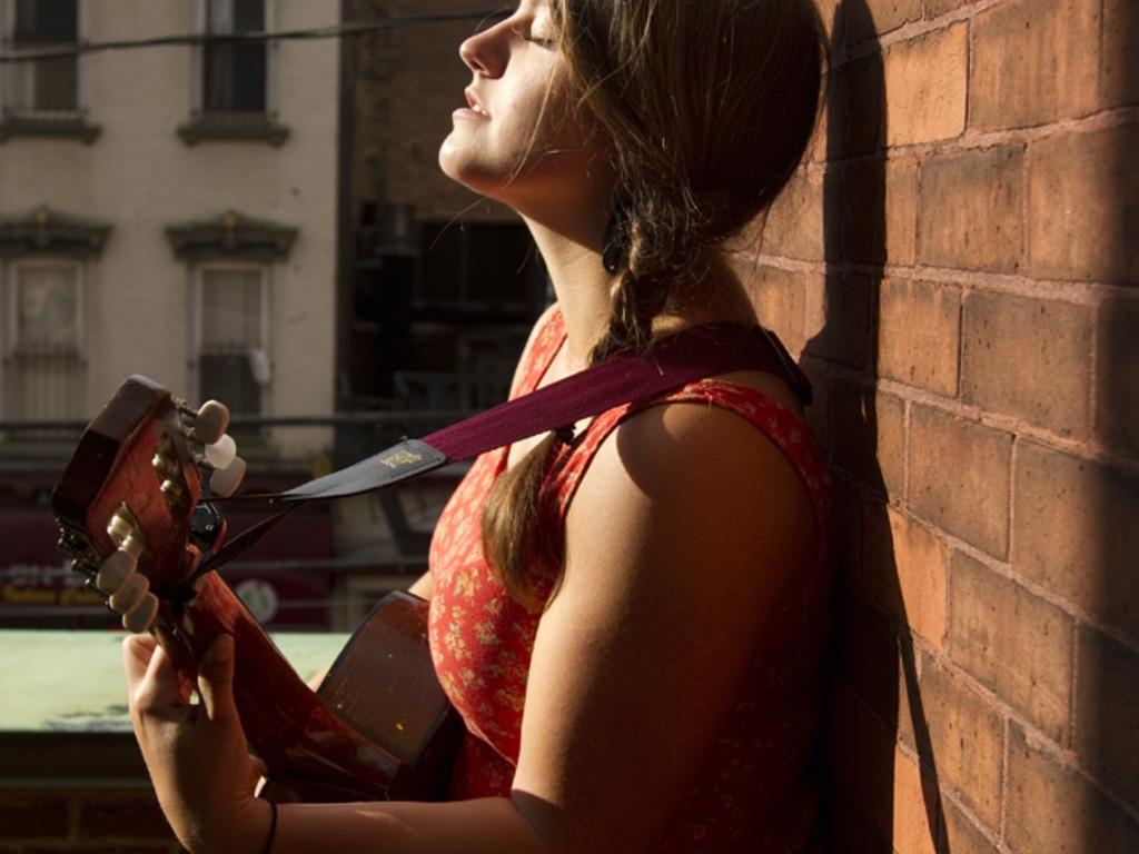 """Olivia Quillio's 1st Studio Album """"The Bomb""""'s video poster"""