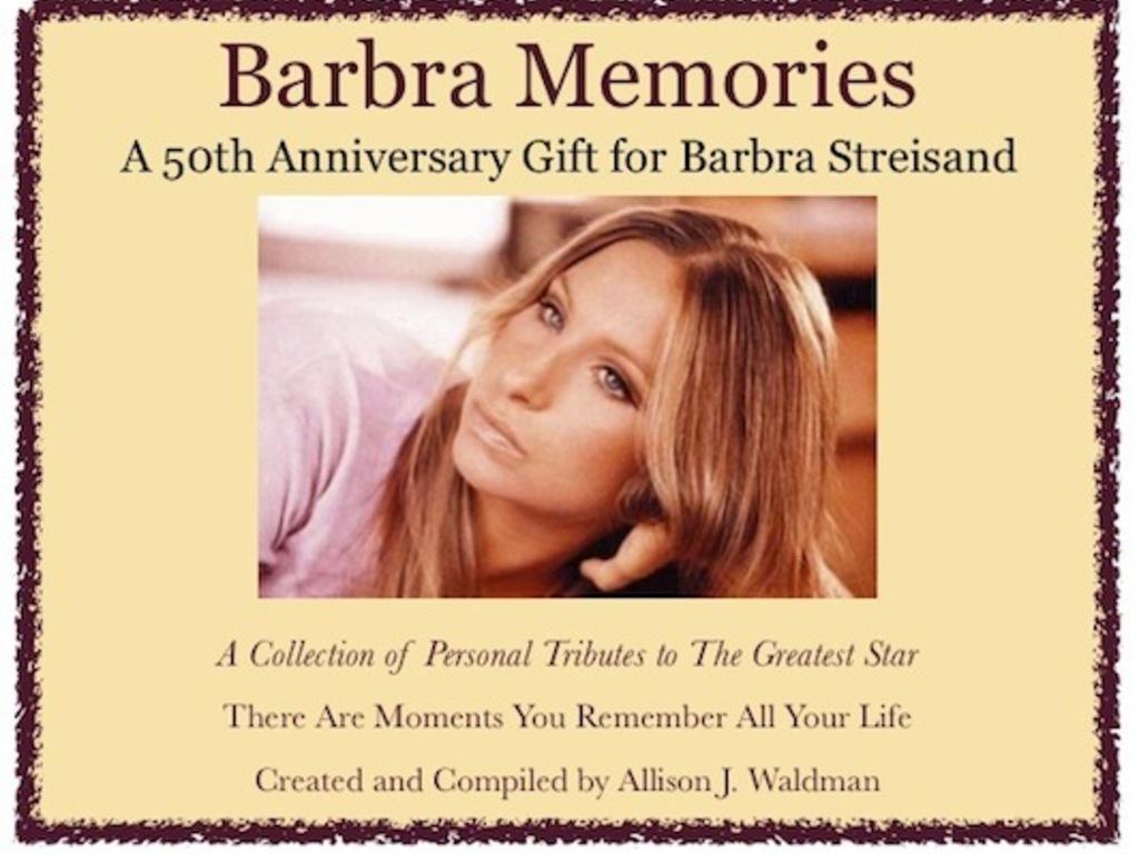Barbra Memories's video poster