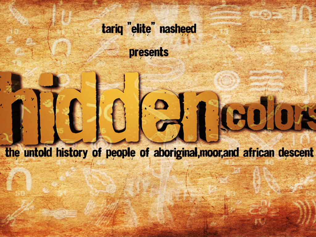 Hidden Colors-(A full length feature documentary)'s video poster