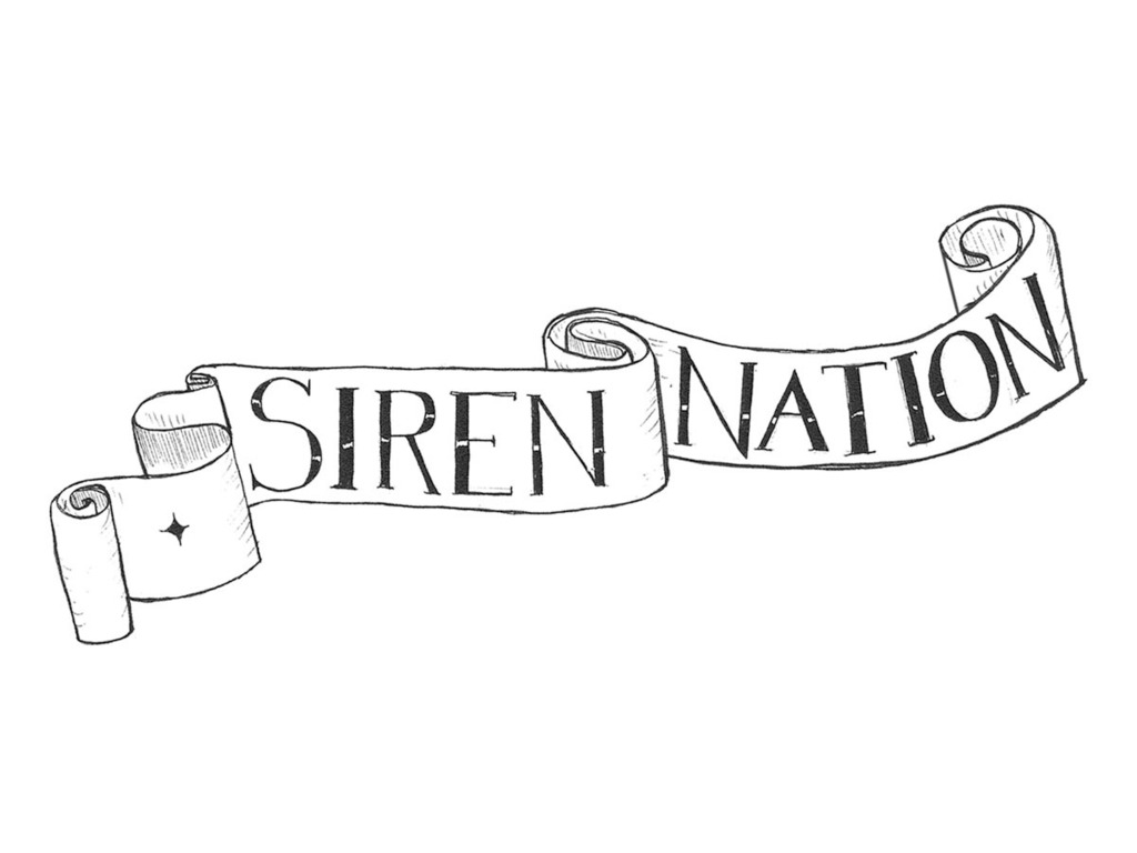 2012 Siren Nation Arts and Music Festival's video poster