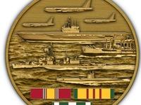 Operation Linebacker I/II Commemorative Challenge Coin