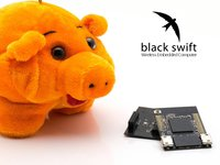 Black Swift — tiny wireless computer