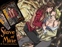 Slave of Mine: A Yaoi (Gay Romance) Card Game