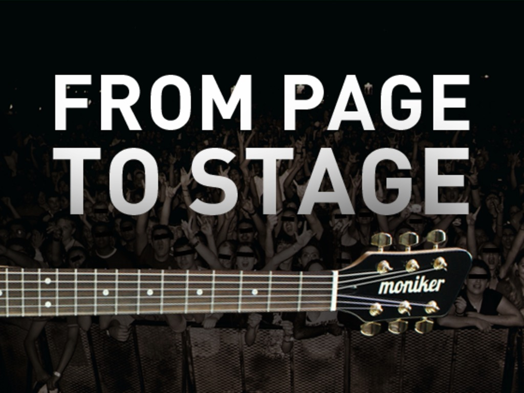 From Page to Stage's video poster