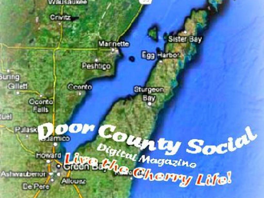 Door County Social's Summer Blockbuster Digital Magazine x3's video poster