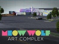 Meow Wolf Art Complex ft. The House of Eternal Return