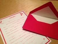 MadLib4U! - Greetings Card, Madlib Style!