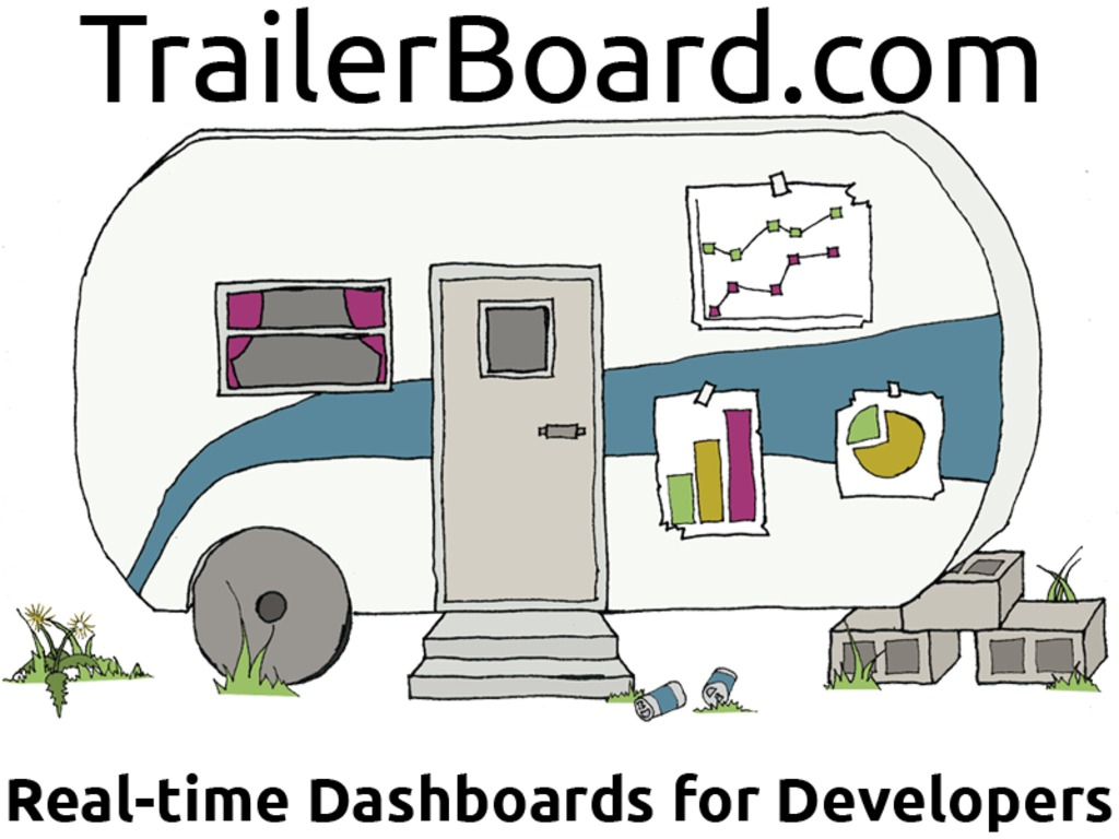 TrailerBoard - Dashboards for Developers's video poster