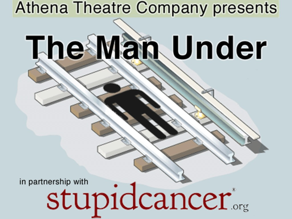 The Man Under Off-Broadway's video poster