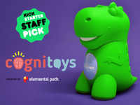 CogniToys: Internet-connected Smart Toys that Learn and Grow