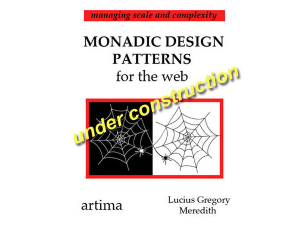 Monadic Design Patterns for the Web (Book)'s video poster